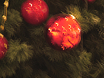 Xmas tree decorations